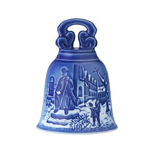 Royal Copenhagen 1911214 Annual Christmas Bell 2014, H. C. Andersen by Royal Copenhagen