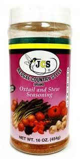 Oxtail and Stew Seasoning 16 oz