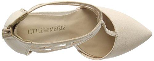 Little Mistress Artemis - Tacones Mujer Marfil