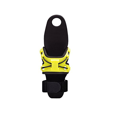 Mobius X8 Wrist Brace-White/Acid Yellow-S/M by Mobius Products (Image #2)