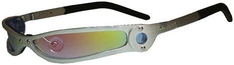 Sport Sonnenbrille Superior rainbow aus Aluminium, No