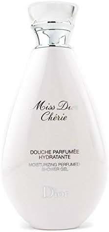 Christian Diór Miss Dior Cherie M oi s tu r iz i n g Perfumed S ho we r G el 6.8 OZ. 200 ml
