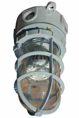 Área de peligrosos estroboscopio LED faro de luz–7vatios–no metálicos–la corrosión y resistente a los...