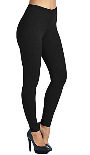 - 31nCO2VEnIL - Leggings Mania Regular/Plus (XS-5XL) Solid Buttery Soft High Waist Always Leggings