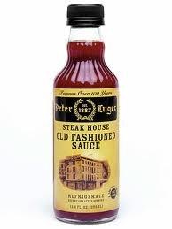 Peter Luger Steak Sauce (2 Pack), 12.6 fl oz (2 pack)