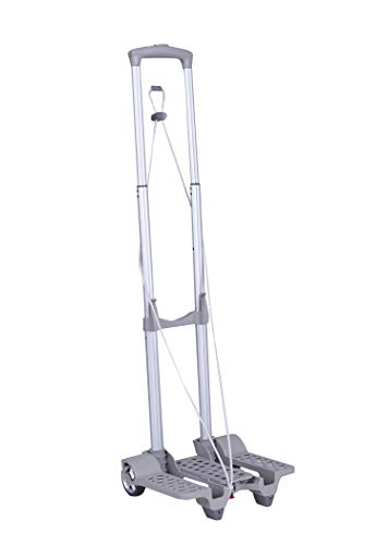 - Handy Sandy Ultra Lightweight Compact Portable Foldable Multi-Use Hand Truck and Luggage Cart S3