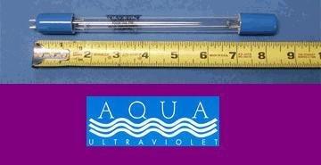 Aqua Ultraviolet Advantage Quartz Lamp 8W