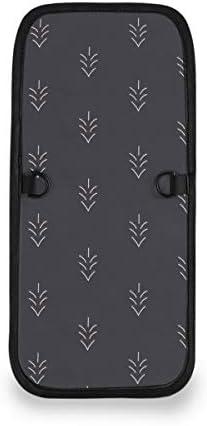 トラベルウォレット ミニ ネックポーチトラベルポーチ ポータブル クリスマスツリー ブラック 小さな財布 斜めのパッケージ 首ひも調節可能 ネックポーチ スキミング防止 男女兼用 トラベルポーチ カードケース