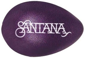 Latin Percussion LPR003-GP Rhythmix Santana Egg Shakers Pair - Grape ()