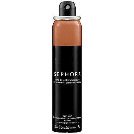 SEPHORA COLLECTION Perfection Mist Airbrush Foundation Deep 2.5 oz