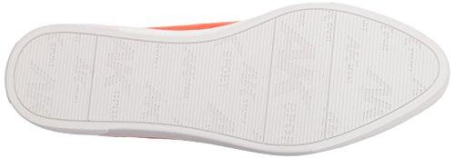 Mujer Fabric White para Orange Anne Ballet Klein OgxS4S