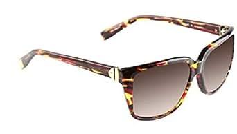 Trussardi Square Women's Sunglasses - Multicolor TR12870 56-15-135