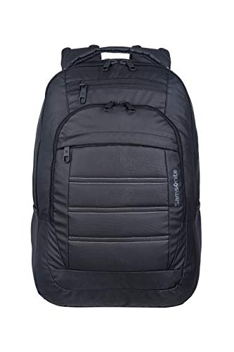 Mochila Elevation Titan Preto - Poliester 100% Samsonite