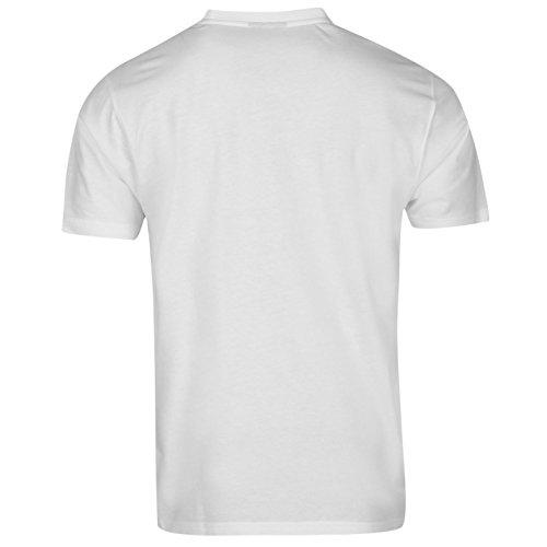 Hot Tuna Herren T-Shirt mehrfarbig Weiß/Mehrfarbig