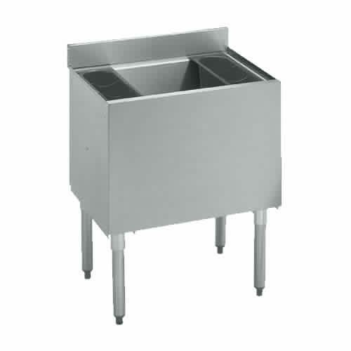 Underbar Cocktail Unit (Krowne Metal 18-24DP 1800 Series Underbar Ice Bin/Cocktail Unit 24