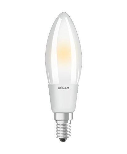 Osram 811409 Bombilla LED E14, Blanco, 6 Unidades: Amazon.es: Iluminación