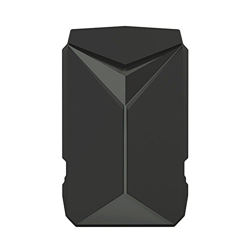 Portable Real Time GPS Tracker,Mini Waterproof 1095 Days Ultra-long Standby Car GPS Tracker with Dual-Star Dual-Mode Tracking Technology,Email Alerts,Geo-Fencing,No Contracts