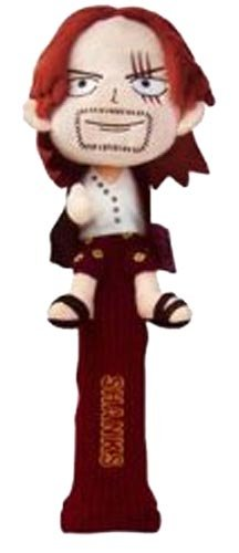 ONE PIECE SHANKS 280 cc Fairway Wood Headcover Sock / Plush Type [JAPAN] by LITE (Image #1)