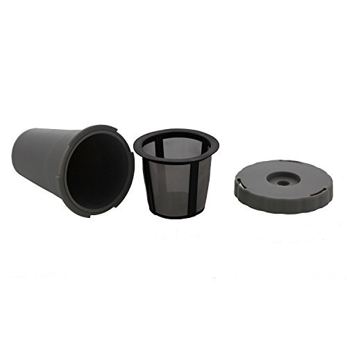 Keurig My K-Cup Reusable Coffee Holder & Filter Set by ReplacementBrand