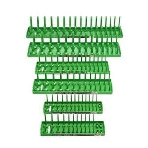Hansen Global 92001 Socket Tray (6 Pack), Green by Hansen Global (Image #1)