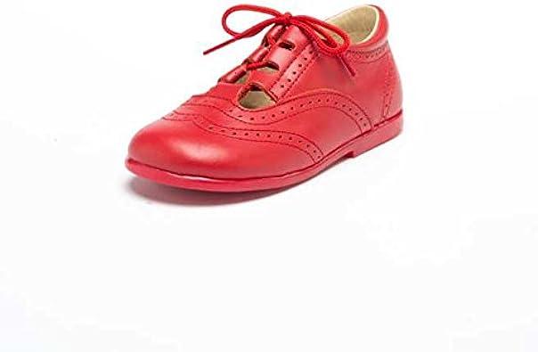 Zapato Infantil de Piel Lets Grow 504 Hecho en España: Amazon.es: Zapatos y complementos