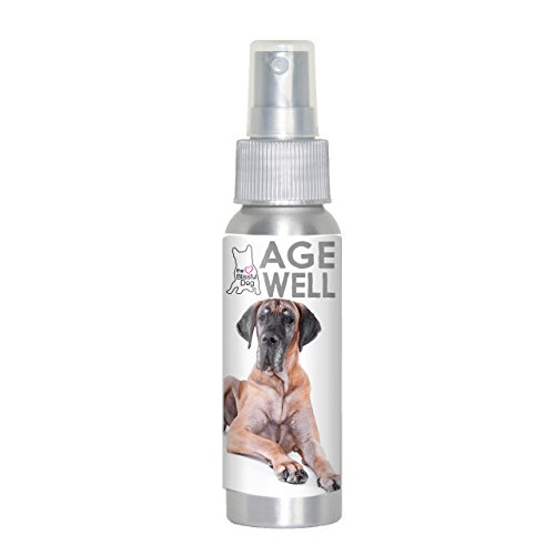 - The Blissful Dog Great Dane Age Well Dog Aromatherapy Spray for Peaceful Ageing for Your Dog