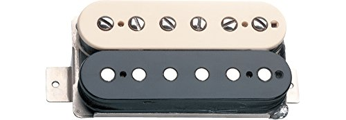 Model Pickup Bridge (Seymour Duncan SH-1b '59 Model 1-Conductor Pickup - Zebra Bridge)