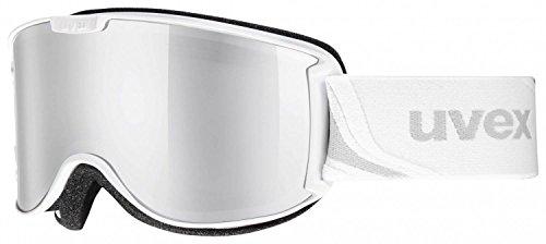 UVEX Skibrille skyper LTM, White Mat/Ltm Silver, One size, S5504211126