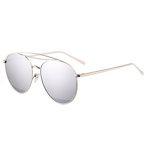 rue C Été Couleur de Lunettes lunettes visage soleil Couple D ronde Amazing Yx6YRZnHP