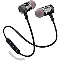 Forestone Bluetooth Magnet Earphones with Hand-Free Calling, Built-in-Mic for All iOS, Android and Window Device