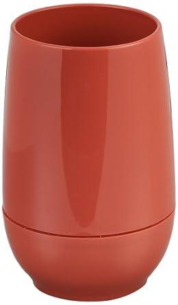 "Dinex DX119256 Urethane Foam Insulated Juice Cup, 2-39/64"" Diameter x 4-7/64"" Height, 6oz Capacity, Mauve (Case of 24)"