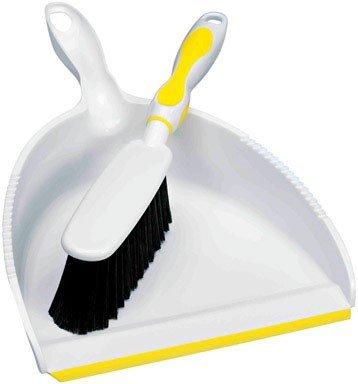 Dustpan & Brush Snap-On