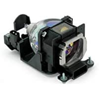 Replacement PANASONIC PT-LC76U LAMP & HOUSING Projector TV Lamp Bulb