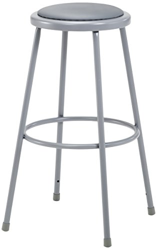 National Public Seating 6430 Steel Stool with 30