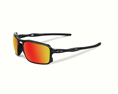 caae22cd919 Oakley Men s Triggerman OO9266-03 Non-Polarized Iridium Rectangular  Sunglasses