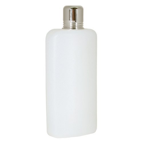 Plastic Travel Flask, 16 oz., Set of 2 ()