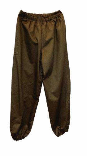 [Alexanders Costumes Renaissance Pants, Brown, One Size] (Men Renaissance Costumes)