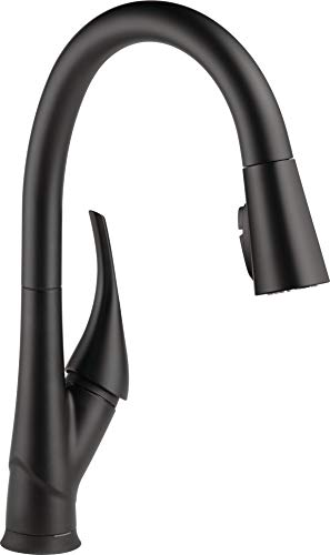 Delta Trinsic Matte Black 1 handle