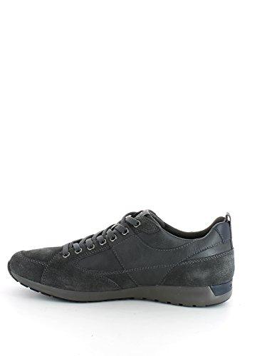 Geox - Zapatillas para hombre Gris