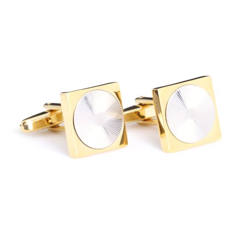 Digabi Men's Jewelry Shirt Cuff Cufflinks Color Gun Color Plated