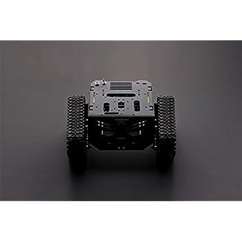 Amazon.com: DFROBOT Devastator Tank Mobile Robot Platform