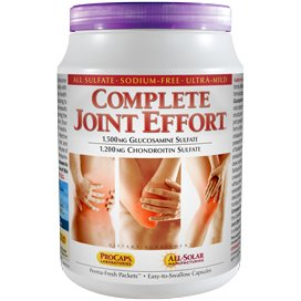 Complete Joint Effort - Tabs Hcl 80 Glucosamine