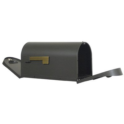 Classic Curbside Mailbox with Two Doors by Special Lite Products