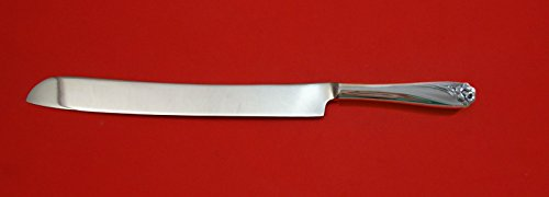 (Daffodil by 1847 Rogers Plate Silverplate Wedding Cake Knife HHWS Custom)