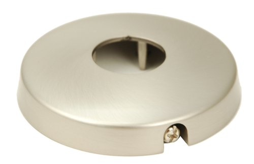 Shower Arm Flange, Satin Nickel Finish - by Plumb USA