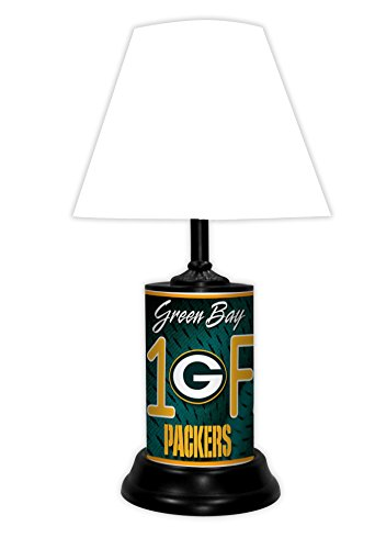 Green Bay Packers Desk Lamp By GTEI