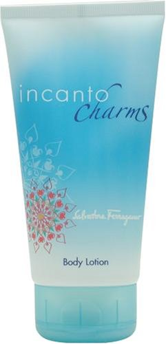 (Incanto Charms By Salvatore Ferragamo For Women. Body Lotion 5.1 OZ)