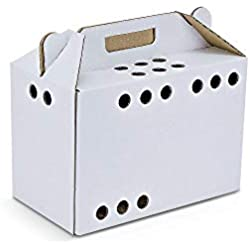 Cardboard Pet Carriers for Small Animals 12/Case