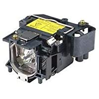 Electrified LMP-C161 Replacement Lamp with Housing for Sony Projectors