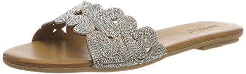 Infradito 8535 Inuovo Donna Argento silver 16778935 SYzwqZ58
